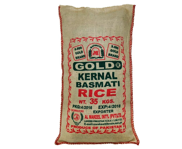 'GOLD' KERNAL BASMATI RICE
