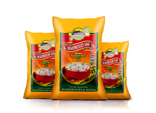 MAHMOOD 500 INDIAN 1121 BASMATI RICE